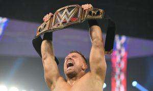 the miz won wwe belt