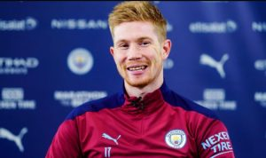 How De Bruyne Was His Own Agent