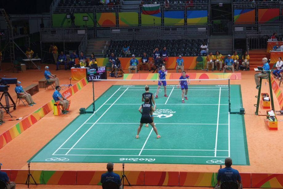 Badminton Olímpico