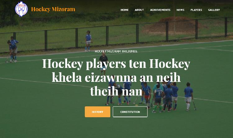 Hockey Mizoram