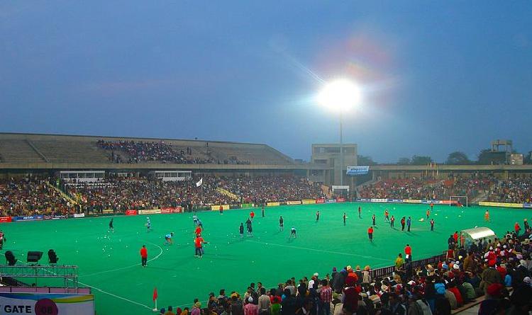 Chandigarh hockey stadium