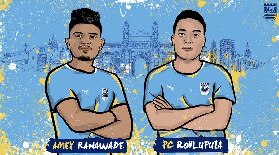 Amey Ranawade & Rohlupuia