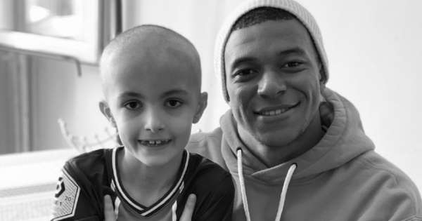 Mbappe and Lucas