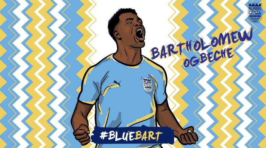 Bartholomew Ogbeche MCFC