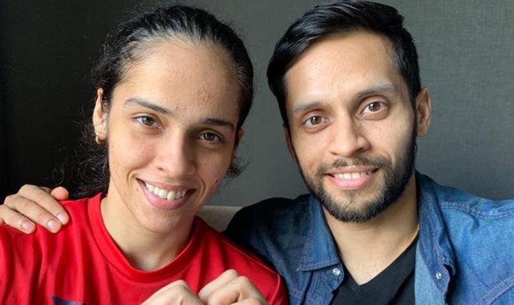 Saina Nehwal and Parupalli Kashyap