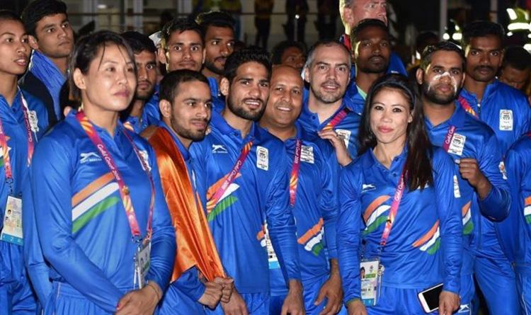 India Boxing Team
