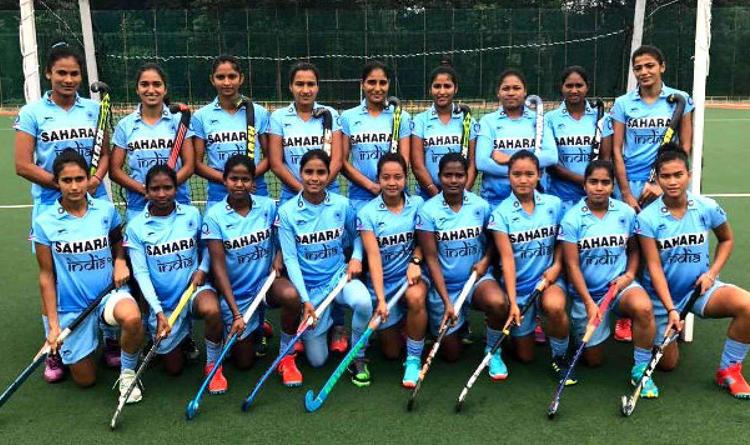 indian women's field hockey team