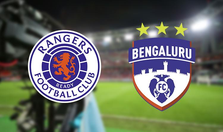 Rangers & Bengaluru FC Logo