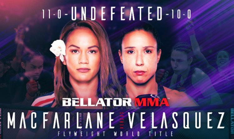 Ilima-Lei Macfarlane vs Juliana Velasquez