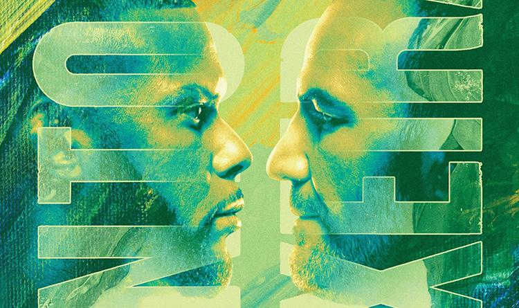 Santos vs Teixeira Poster
