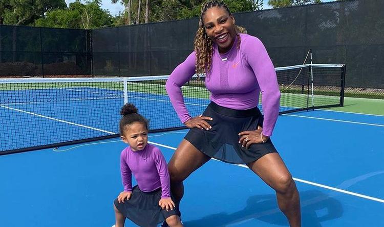 Serena's Olympia