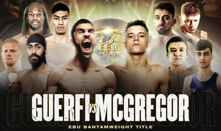 Guerfi vs McGregor