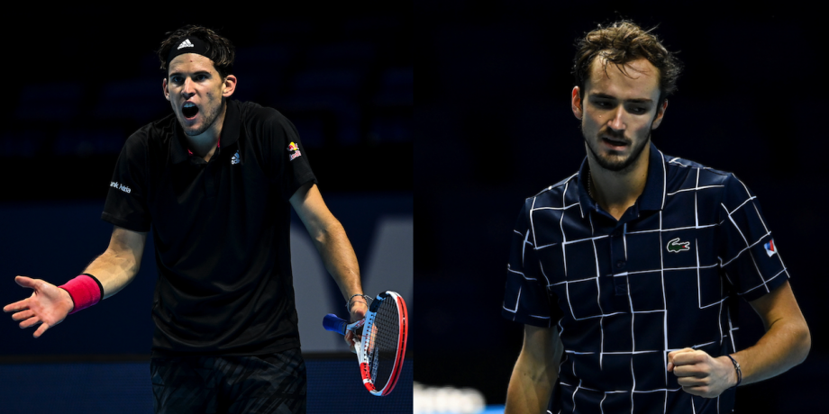 Medvedev vs Thiem ATP Tour finals 2020