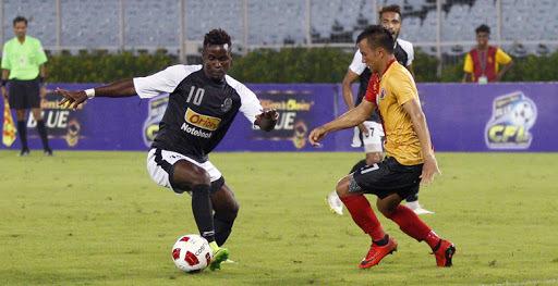 Philip Adjah is a very prolific striker