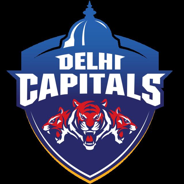 Delhi Capitals club logo