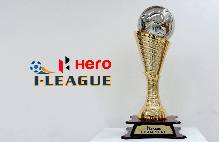 hero ileague trophy india football