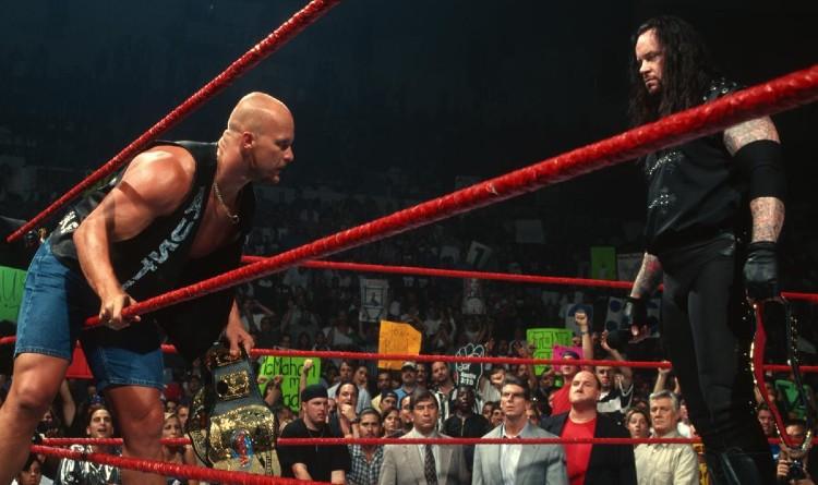 undertaker survivor series image