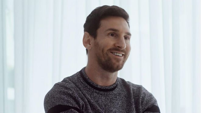Messi interview 1