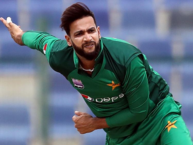 Pakistani cricketer Imad Wasim resources1 16a4505470f large