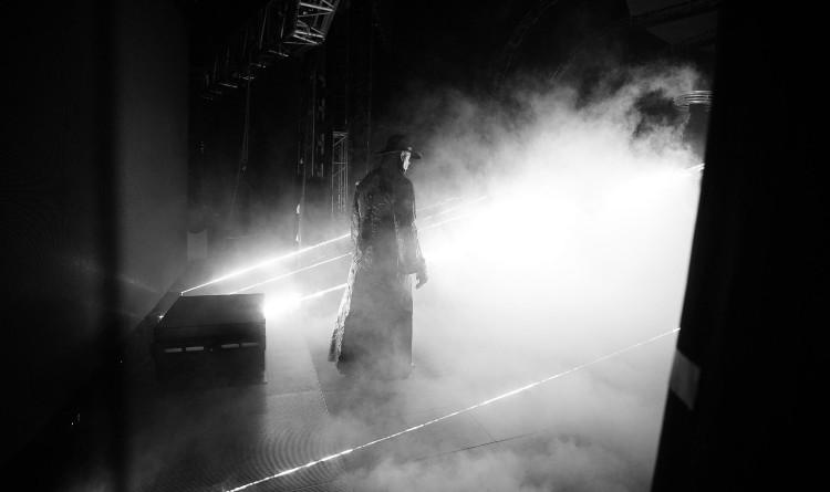 undertaker retired image