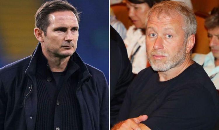 Lampard and Abramovich