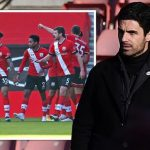 Arsenal's Spanish manager Mikel Arteta