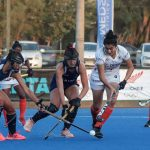 The Indian women's youth hockey team beat Chile