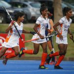India's women's youth hockey team failed to win