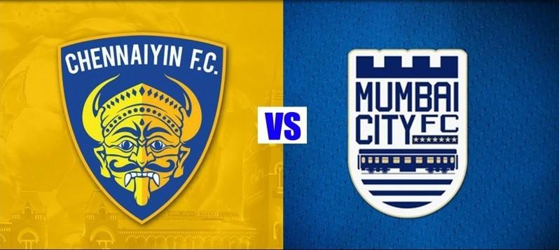 Chennaiyin FC vs Mumbai City FC