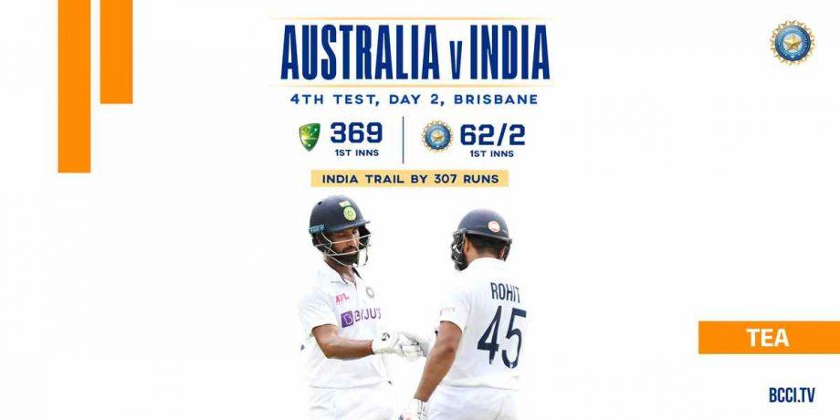 AUS vs IND
