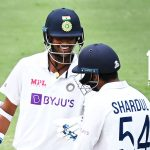 Washingon Sundar and Shardul Thakur