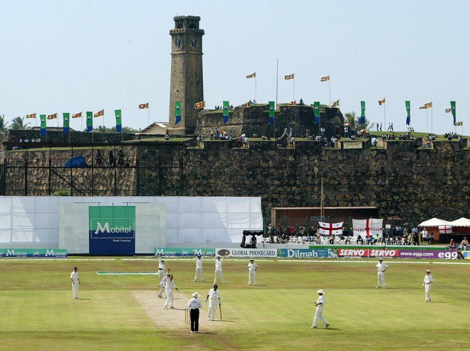 Sri Lanka and England