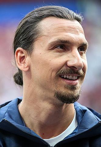 Zlatan Ibrahimović June 2018