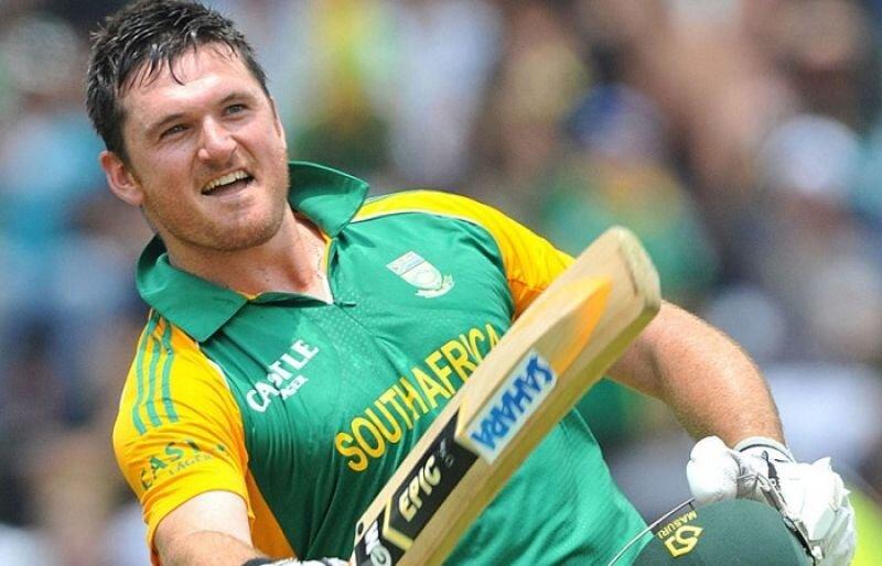 Graeme Smith has raised the bat