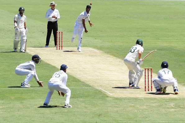 India surprised Australia