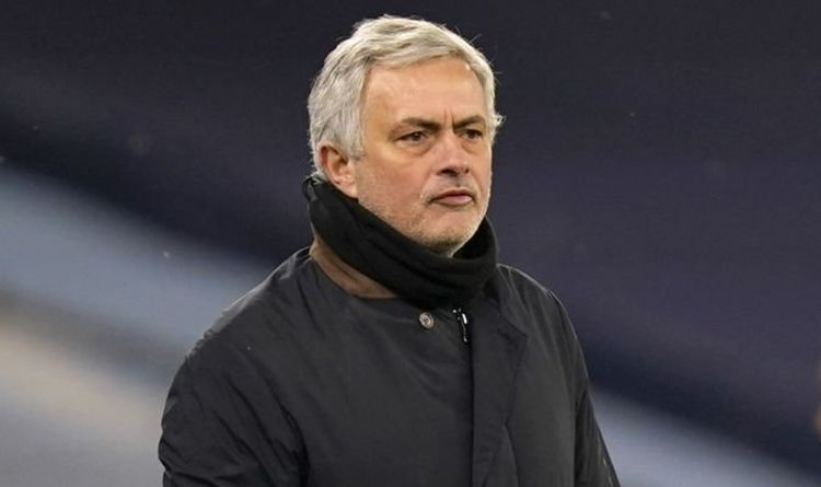 Jose Mourinho disappointed by the results at Etihad Stadium