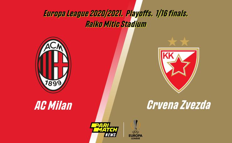 AC Milan   Crvena Zvezda