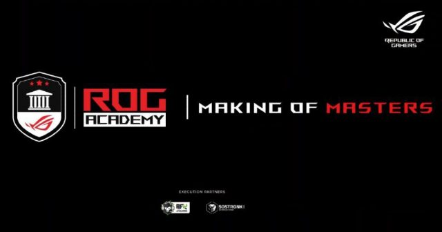 ASUS ROG Academy