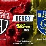 Derby Parimatch News