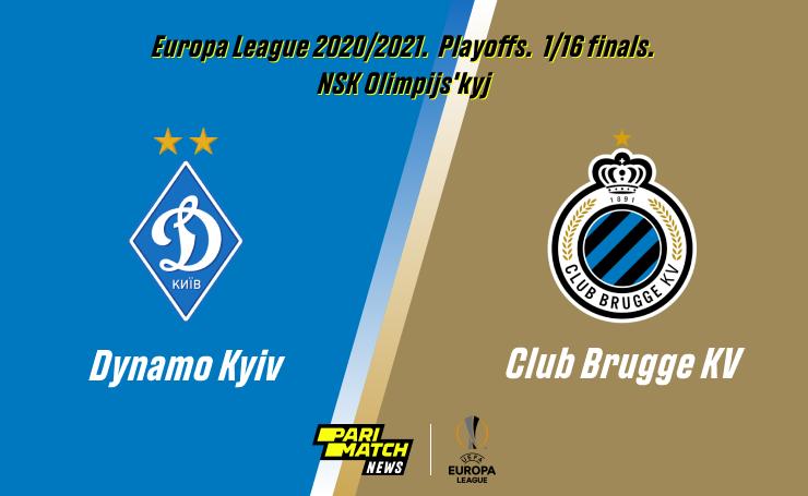 Dynamo Kyiv   Club Brugge KV