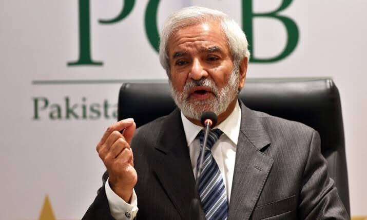 PCB chairman Ehsan Mani