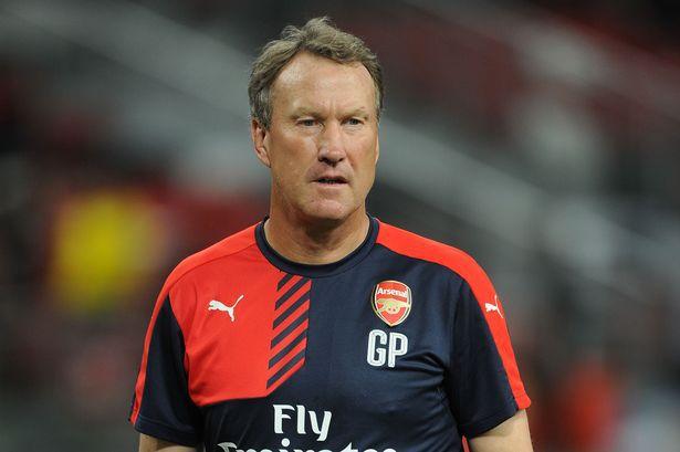 Gerald Peyton at Arsenal