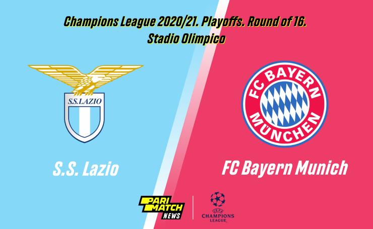S.S. Lazio   FC Bayern