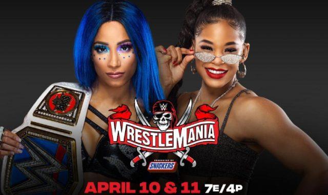 Sasha Banks to face Bianca Belair