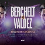 Berchelt to take on Valdez