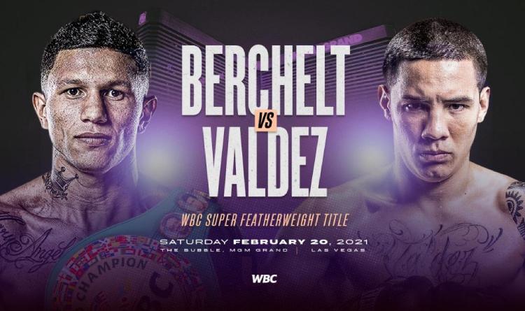 Berchelt to take on Valdez