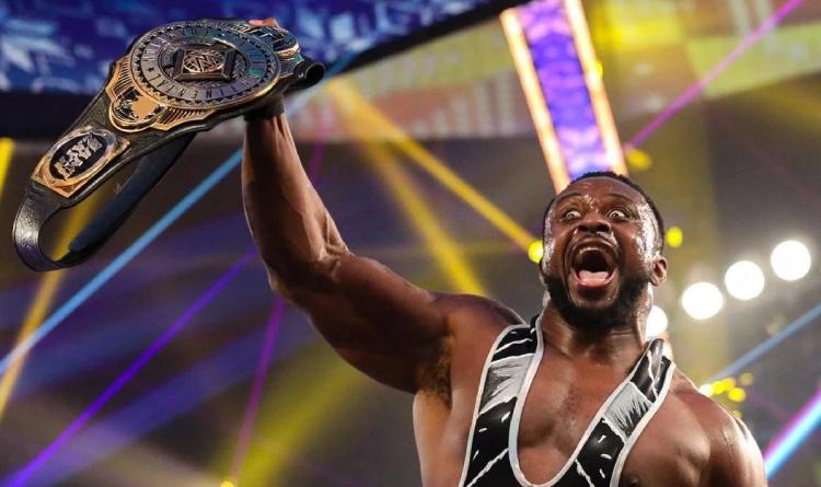 Intercontinental champion Big E