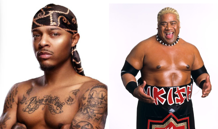 Bow Wow to train with Rikishi