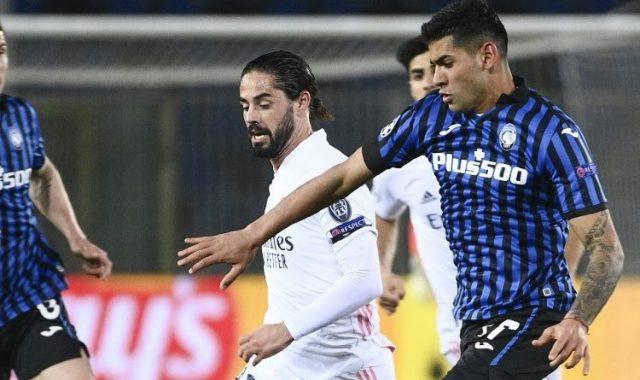 Real Madrid midfielder Isco