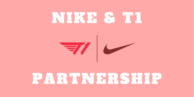 """Nike ties up with South Korean eSports frontrunners """"T1"""""""